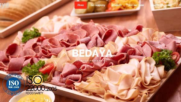 Bedaya home page concept