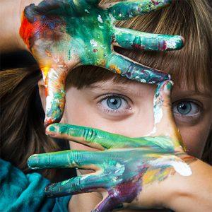 evox hand colors design content